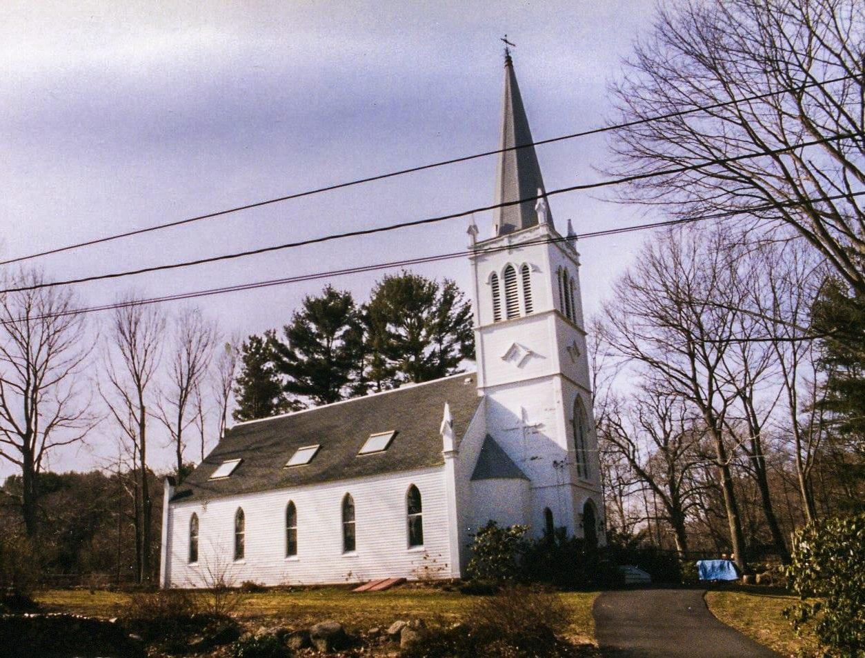 Antique House, A Converted Church, Wenham, MA
