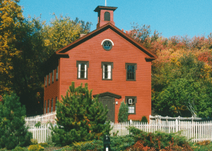 Antique, 1860 Converted Schoolhouse, Essex, MA