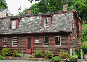 Antique House, Beverly Cove, MA