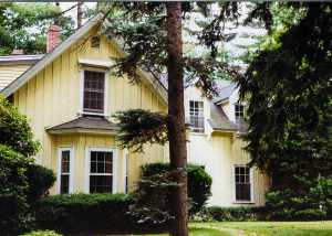 Antique House, Wenham, MA