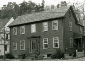 Antique House, Ipswich, MA