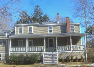 Antique House, Prides Crossing, MA