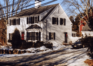 Antique House, Wenham