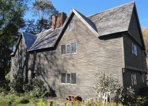 First Period, Whipple House, Ipswich, MA 1677