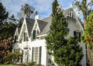 Gothic Revival - Linden Street, Wenham, MA