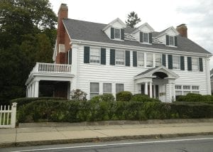 Colonial Revival - Lothrop Street, Beverly, MA