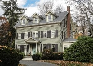 Colonial Revival - Ober Street, Beverly, MA