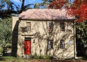 Early Georgian - East Street, Ipswich, MA