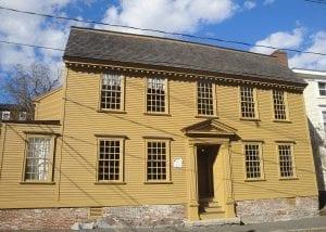 Early Georgian - Washington Street, Marblehead, MA