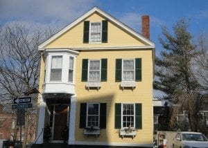 Greek Revival - Summer Street, Salem, MA
