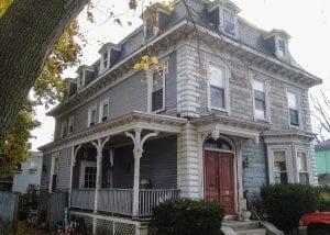 Italianate - Bartlett Street, Beverly, MA