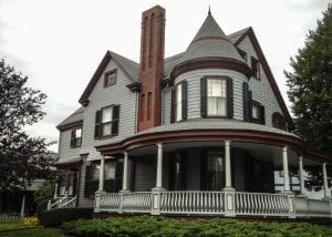 Victorian, Queen Anne - Columbus Avenue, Beverly, MA